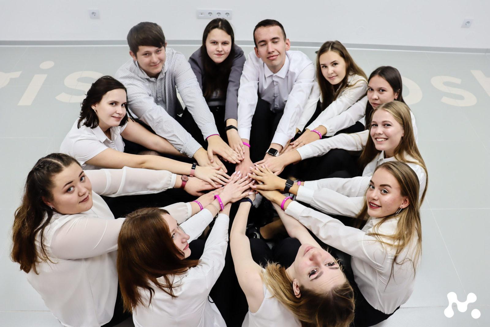 «Лучшая академическая группа УрГПУ»: победили дружба, юмор и профессионализм