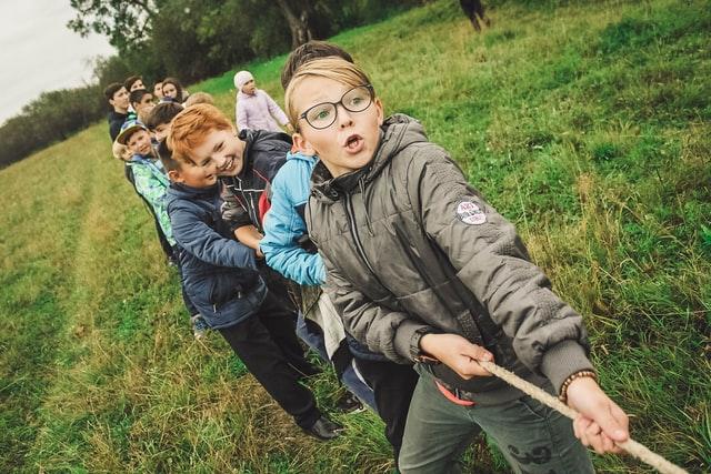 Формирование ценностно-ориентационного единства детского коллектива