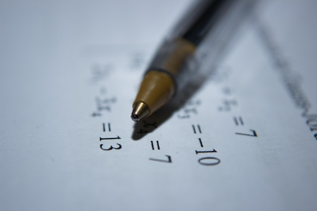 Методика формирования правил и алгоритмов в школьном курсе математики