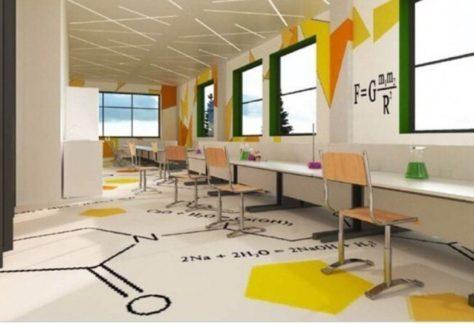 Возможности инфраструктуры современной школы в организации воспитательной работы с обучающимися