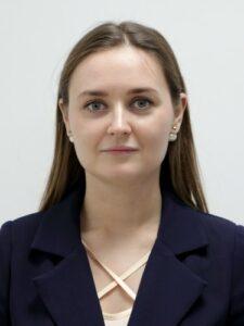 Идрисова Оксана Игоревна
