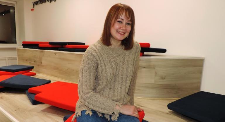 Новый лидер молодых педагогов Свердловской области познакомилась с центром «Учитель будущего»