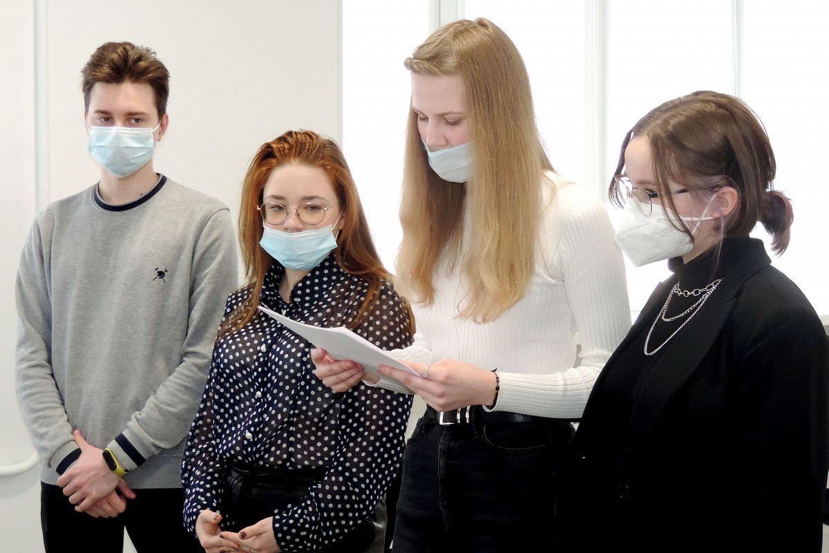 Школьники Екатеринбурга изучили основы проектной деятельности в центре «Учитель будущего»