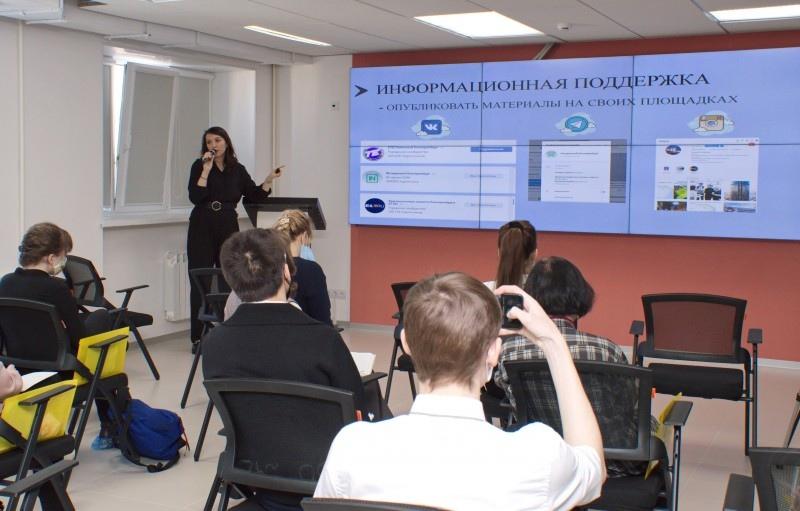 Юные медийщики из разных школ Екатеринбурга познакомились с работой SMM-специалиста