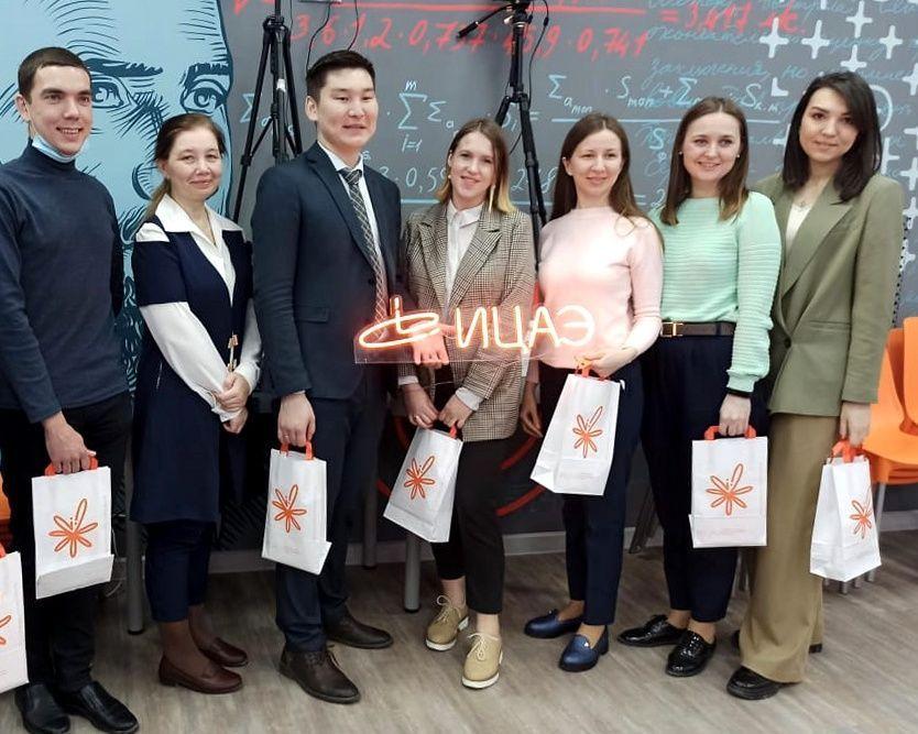Уральские педагоги в центре «Учитель будущего» познакомились с работой цифровых лабораторий