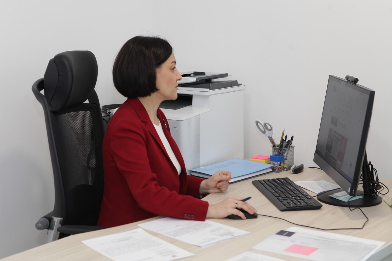 В УрГПУ провели круглый стол «Глобальное партнерство как основа для формирования soft skills выпускников вузов»
