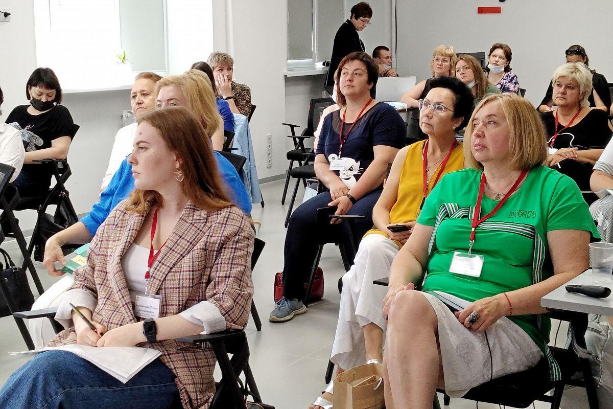 В центре «Учитель будущего» прошел круглый стол педагогов Екатеринбурга и Перми