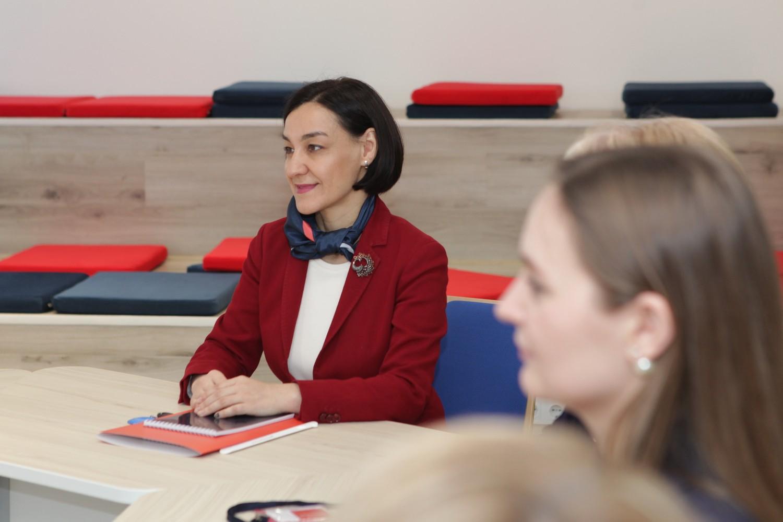 УрГПУ представил успешный опыт реализации проекта по созданию психолого-педагогических классов в Свердловской области